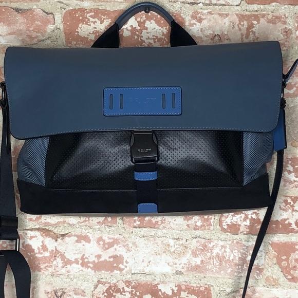 COACH Terrain Bike Bag Messenger Bag